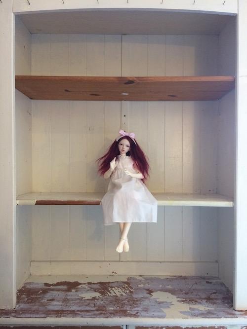 Eden on shelf