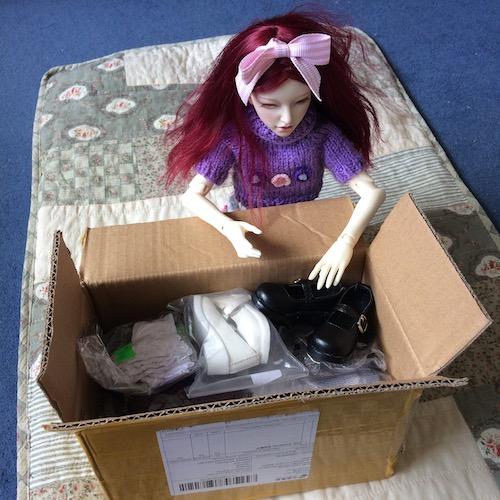 Eden opening package
