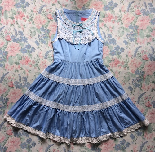 blue tiered jsk