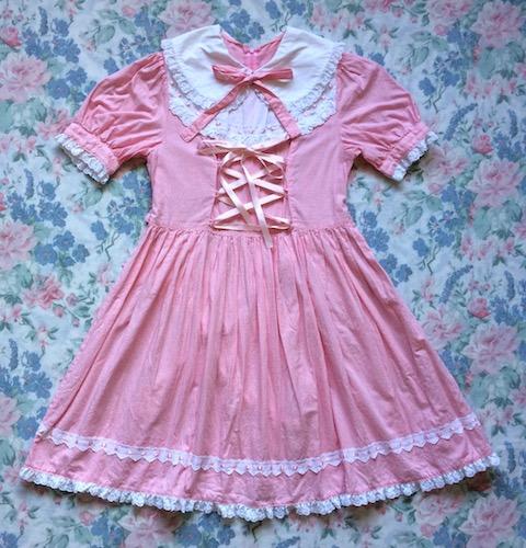 pink maid op