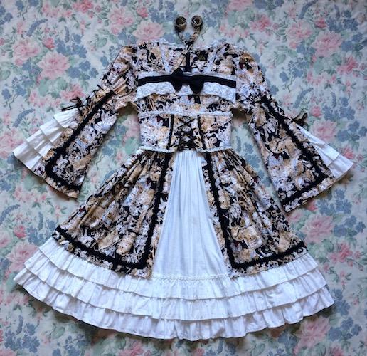 alice pirate dress
