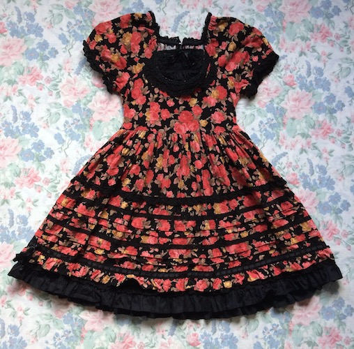 coudroy floral dress