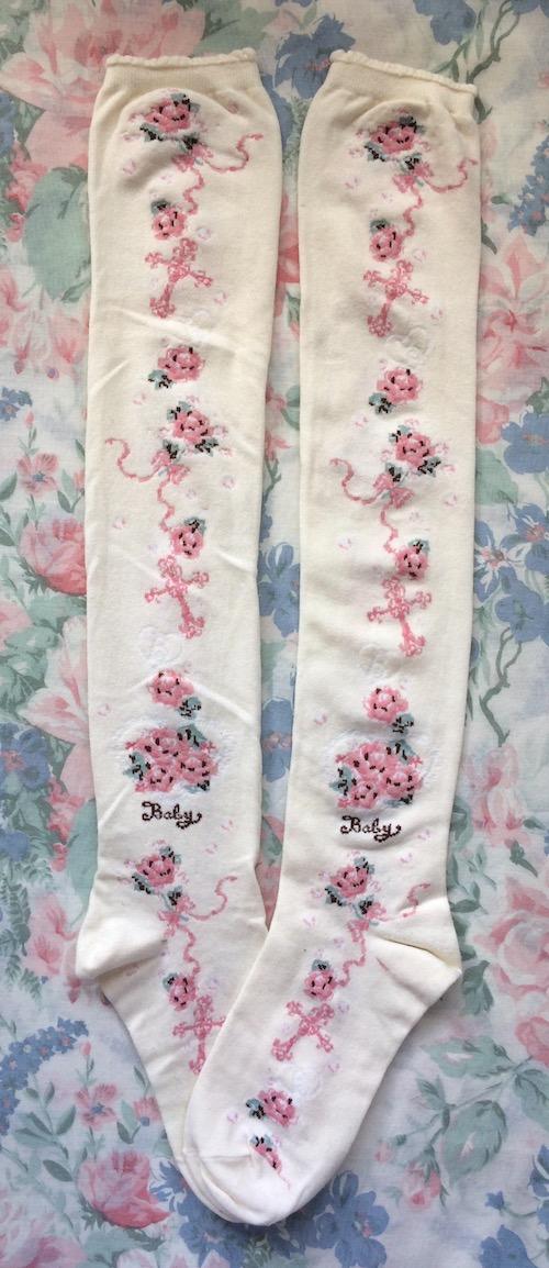 juno bouquet socks