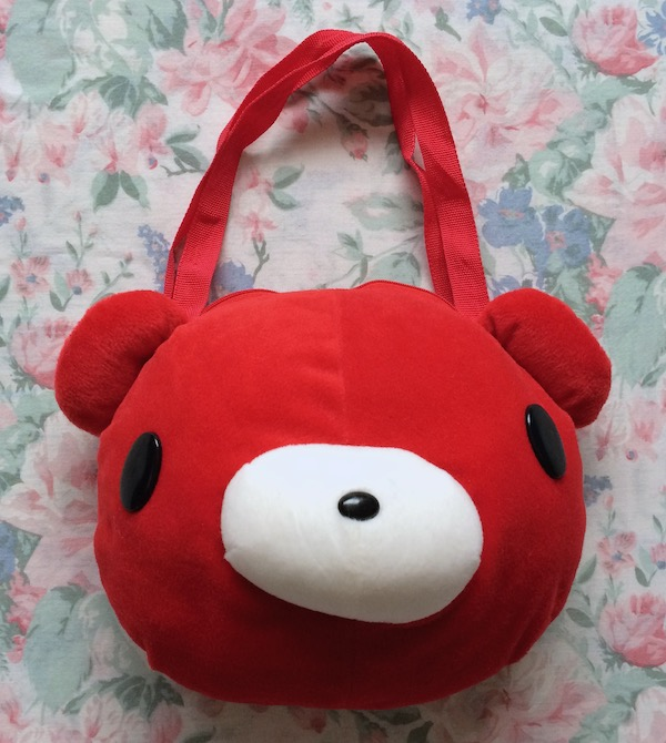 red bear bag