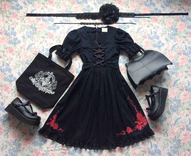 gothic coord