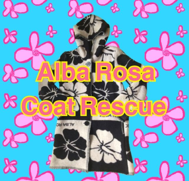 alba rosa coat rescue thumbnail