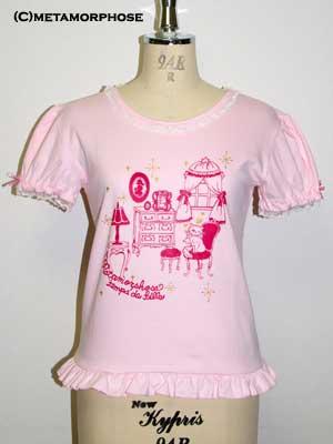 pink top