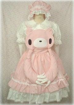 gloomy bear apron