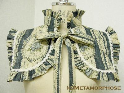 bouquet collar